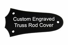 Custom Engraved Truss Rod Cover fits most 3 hole Taylor guitars