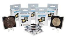 Professional Coin Collection Capsules for Quadrum XL Capsules Leuchtturm 341177