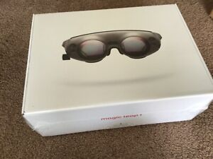 MAGIC LEAP ONE CREATOR EDITION AUGMENTED REALITY / VR HEADSET BRAND NEW  SIZE 2