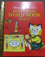 Richard Scarry: Best Little Word Book Ever! by Richard Scarry (1997, Hardcover)