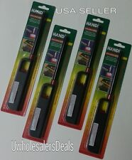 """4 Pack Gas Lighters 11"""" Butane BBQ Kitchen Stove Fireplace Grill Long Lighters"""