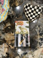 New MacKenzie Childs Frog Paper Napkins - Guest Towels Napkins /15 per pack/