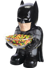 DC Comic Classic Batman Candy Bowl Holder Party Fancy Dress Superhero Decoration