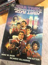 More details for star trek the mirror universe saga graphic novel dc comic book 1991 classic