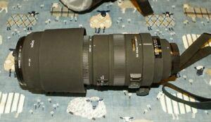 Sigma 150-500mm F5-6.3 DG HSM APO for Pentax K Mount