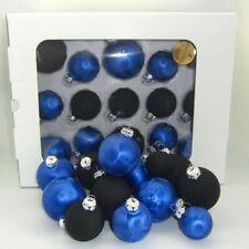 Eisblaue Christbaumkugeln.Christbaumkugeln Eisblau Günstig Kaufen Ebay