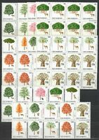 DEALER STOCK SAN MARINO MNH 1979 Trees Animals 10v 10 SETS s32696
