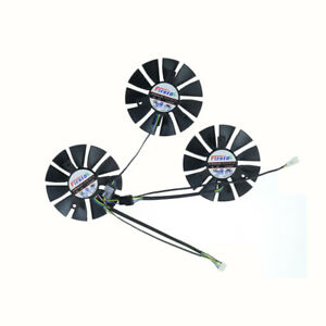 FD7010H12S graphics card fan for ASUS GTX 960 Hurricane Edition