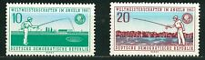 GERMANY DDR OLD STAMPS 1961 - World Championship in Sports Fishing - UNUSED