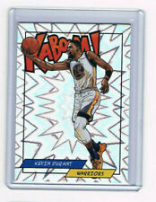 Kevin Durant 2018 Panini Rewards Exclusive KABOOM! #K-KD WARRIORS