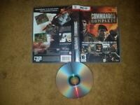 Commandos Complete Collection 2009 PC DVD Computer Video Game UK 1 2 3