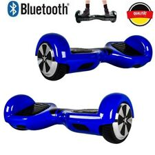 "6.5"" Hover Elettrico Scooter board LED Luci Smart Wheel Balance Bluetooth +Borsa"