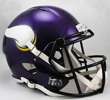 MINNESOTA VIKINGS NFL Riddell Speed Full Size Replica Football Helmet