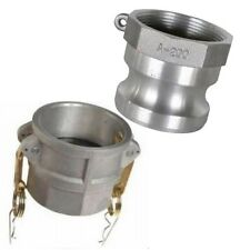 "Water Pump Hose Quick Coupler Set 2"" 10691/10692"