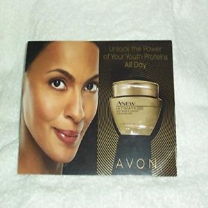 Avon Anew Ultimate Age Repair Day Cream - 2 x SAMPLES