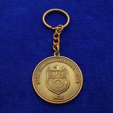 NCIS Metall-Schlüsselanhänger  # Navy CIS