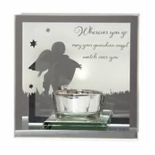Guardian Angel Sentiment Tea Light Candle Holder Gift 61567