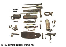 Original Model 1898 Springfield US Krag Rifle BUDGET Parts Set
