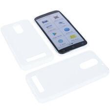 Hülle für Emporia Smart 4 Tasche Schutz Handytasche TPU Gummi Case Transparent