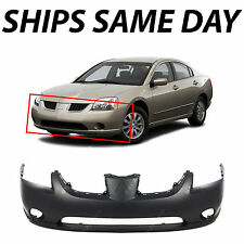 NEW Primered - Front Bumper Cover Fascia for 2004 2005 2006 Mitsubishi Galant