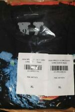 Juice WLRD X VLONE Cosmic LONG SLEEVE - BLACK - XL - DEADSTOCK - SEALED WITH TAG