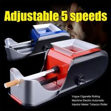 Automatic Cigarette Rolling Machine DIY Tobacco Electric Injector Maker Roller