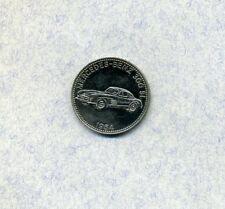 Mercedes Benz 300 SL -- Shell -- Sportwagen -- Medaille --  Ø 30 mm --