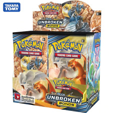 324Pcs Pokémon TCG:Sun & Moon Unbroken Bonds Booster Box Trading Card Game
