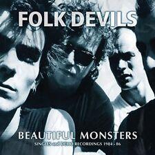 Folk Devils - Beautiful Monsters Singles And Demo Recordings 19841986 [CD]