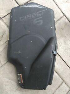 1999 Mercury Optimax 150 2.5 Flywheel Cover Air Intake Filter Plate