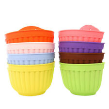 Plastic Flower Pot Wall Hanging Planter Plant Pots Garden Balcony Fence Decor