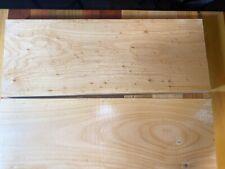 Alder Guitar or Bass Body Blank Luthier Xl 21 x 16 x 1.75 2pc Adonis Usa Tone
