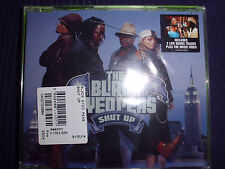 THE BLACKEYED PEAS Shut Up Dance/Hip Hop Maxi CD 3 Tracks + Video NEU+foliert!!!