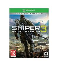 Microsoft Xbox One PAL version Sniper Ghost Warrior 3
