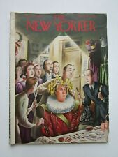 Vtg New Yorker Dec 5, 1942 Magazine