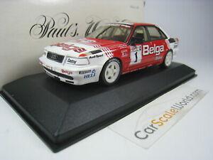 AUDI V8 PROCAR 1993 #1 BELGA TEAM 1/43 MINICHAMPS
