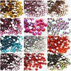 1440pcs Glitter Nail Art Rhinestones Flatback Crystals Gems 3D Nails Decoration <br/> Use: Bags, Garment, Nail Art, Shoes, clothing,CellPhone