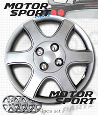 "Wheel Rim Skin Cover 4pcs Set Style 888 Hubcaps 14"" Inches 14 inch Hub cap"