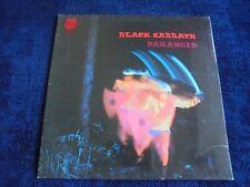 Black Sabbath - Paranoid 1970 UK LP VERTIGO SPACESHIP LABELS w/LAMINATED SLEEVE