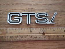 """OEM Ferrari 308 """"GTSI"""" GTSI  Metal Emblem Badge Rear Deck 308"""