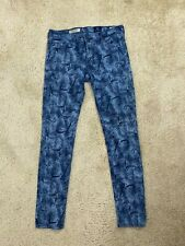 AG Adriano Goldschmied The Legging Ankle women jeans size 25