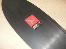 Carbon Fibre Nanotech Insect Longboard Deck Pin Tail Deck LAST ONE