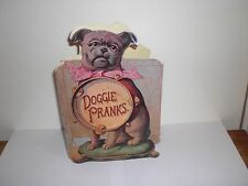 Doggy Pranks book Replica of the antique original. Merrimack Publishing 70444.