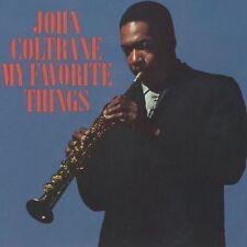 John Coltrane - My Favorite Things - NEW ATLANTIC LP - SEALED HQ 180g Tyner