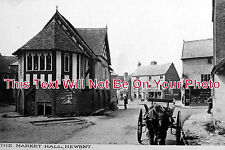 GL 18 - The Market Hall, Newent, Gloucestershire - 6x4 Photo