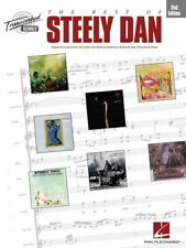Hal Leonard The Best of Steely Dan 2nd Edition Transcribed Score Series Songbook