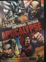 Superman/Batman: Apocalypse (DVD, 2010, 2-Disc Set, Special Edition)
