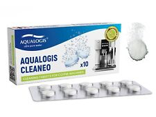 More details for 10 cleaning tablets compatible with saeco ca6704 krups xs3000 siemens tz80001