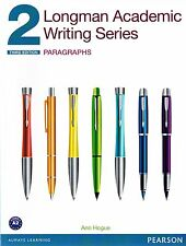 LONGMAN ACADEMIC WRITING SERIES 2 Paragraphs THIRD EDITION by Ann Hogue @NEW@
