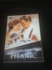 Starcard / Postkarte - Titanic - Leonardo DiCaprio + Kate Winslet - Bravo Girl